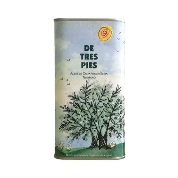 Oferta de AOVE Coupage Temprano De Tres Pies -Lata 1L por 20€