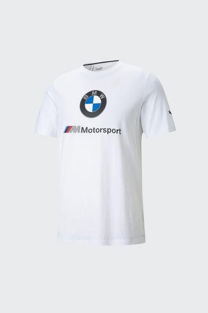 Oferta de CAMISETA CASUAL PUMA BMW HOMBRE por 27,99€
