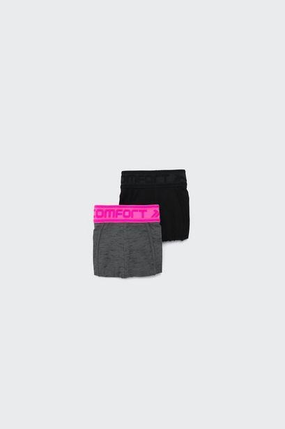 Oferta de UNDERWEAR TENTH BOXER PACK 2 HOMBRE por 7,99€