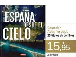 Oferta de Colección Atlas ilustrado  por 15,95€