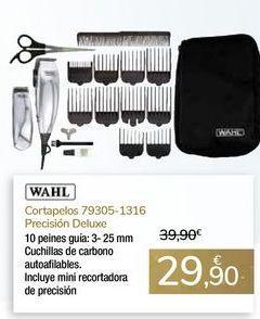 Oferta de Cortapelos 79305-1316 Precisión Deluxe por 29,9€