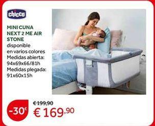 Oferta de Cuña Chicco por 169,9€