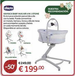 Oferta de Hamaca de bebé Chicco por 199€