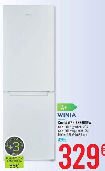 Oferta de Combi WRN-BH360NPW por 329€
