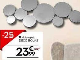 Oferta de Espejo de baño por 23,99€