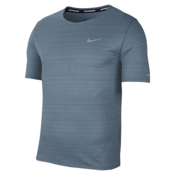 Oferta de Nike dri-fit miler men's running to por 26,99€
