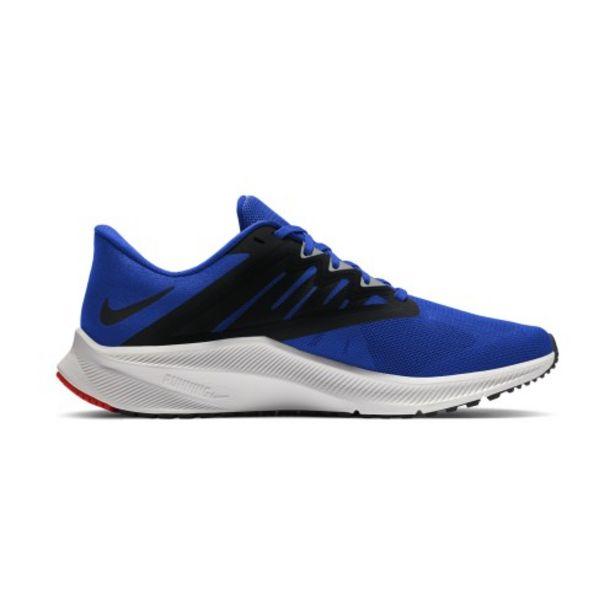 Oferta de Nike quest 3 men's running shoe por 67,49€