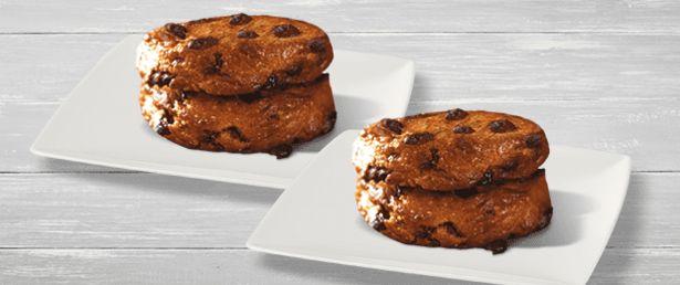 Oferta de Combo Cookies - 4 deliciosas galletas al horno. por 2,5€