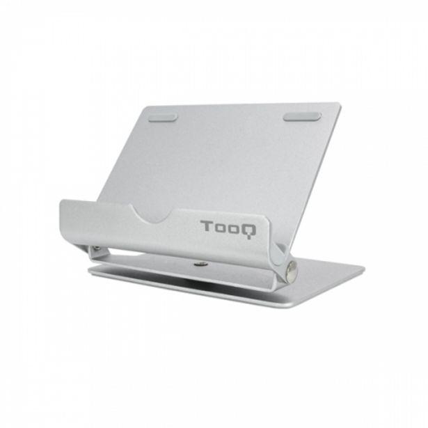 Oferta de Tooq soporte sobremesa para smartphone tablet por 9,1€