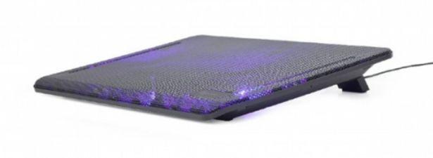 Oferta de Base refrigeradora gembird portatil 15 con ajuste por 6,8€