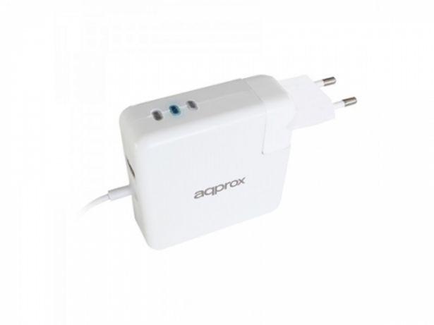 Oferta de Cargador approx especifico para apple 45 60 85w ty por 31,9€