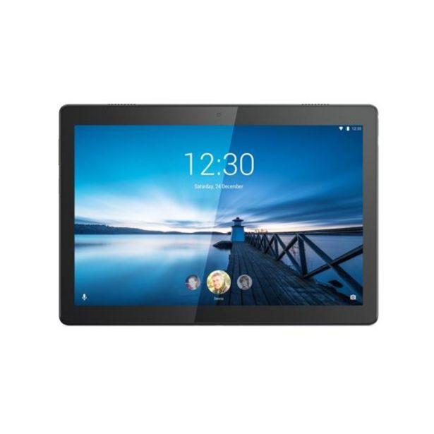 Oferta de Lenovo tablet 10.1 ips hd m10 2gb-32gb qc black por 114,7€