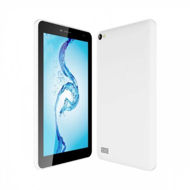 Oferta de Tablet innjoo con 3g qc 1gb ram 16gb 7p android 6 por 62,4€