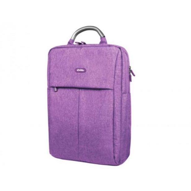 Oferta de Mochila e-vitta business backpack 16 purpura por 8,7€
