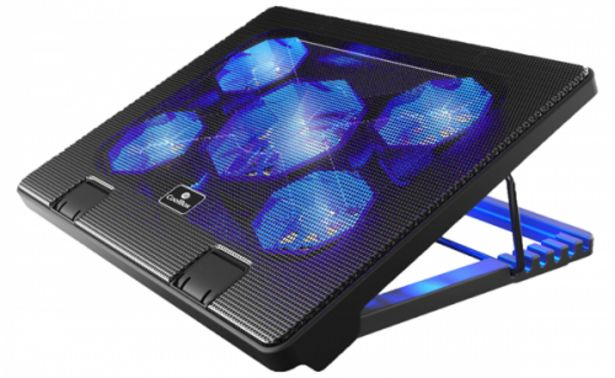 Oferta de Refrigerador portatil coolbox ncp17-5bl negro 17 por 17€