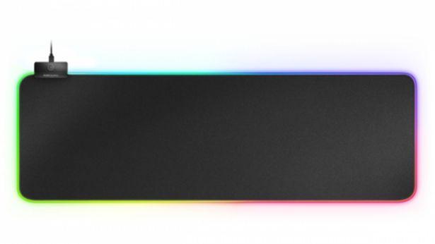 Oferta de Alfombrilla mars gaming mmprgb2 iluminacion rgb en por 21,1€