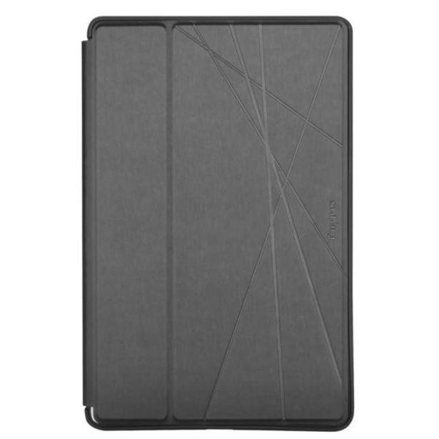 Oferta de Funda tablet targus click-in 104 samsung tab s7 n por 24,4€