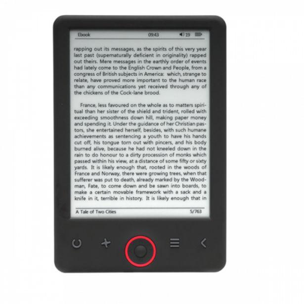 Oferta de Ebook denver ebo-620 6 por 65,1€