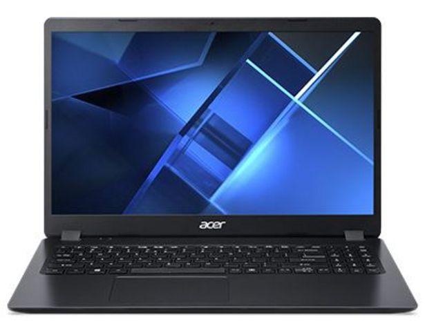 Oferta de Acer 15 ex215-52-330l i3-1005g1 8gb 256ssd w10p por 555,7€