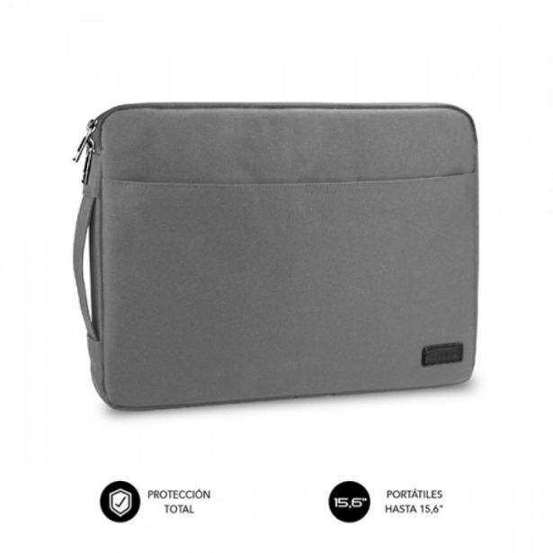 Oferta de Urban laptop sleeve 156 grey por 12,3€