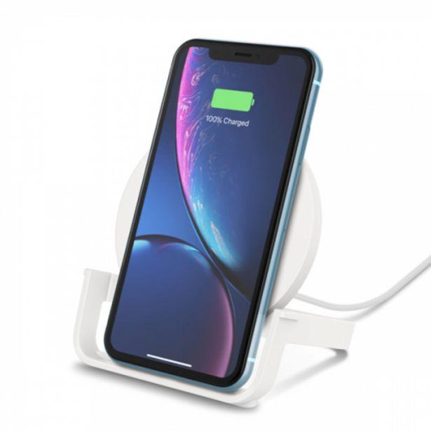 Oferta de 10w wireless charging stand with psu - m por 27,6€