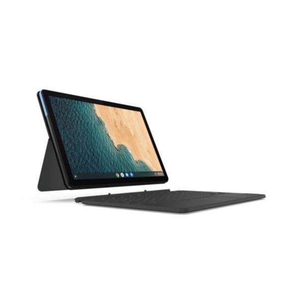 Oferta de Tablet lenovo duet chromebook helio p60t 4gb 128gb por 262,1€