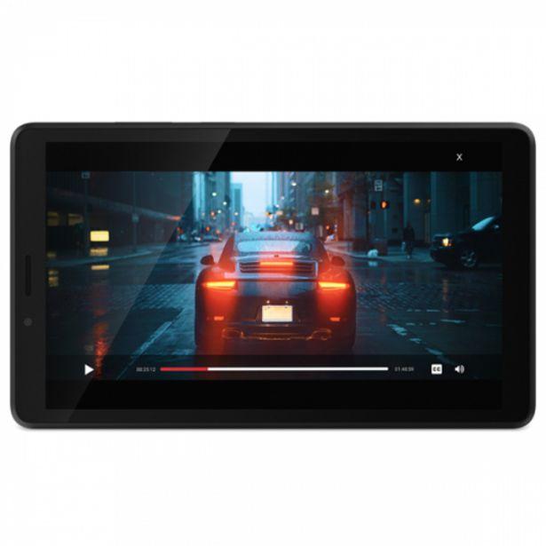 Oferta de Tablet lenovo tab m7 tb-7305f 1gb 16gb 7 android por 92€