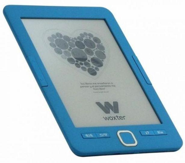Oferta de Ebook scriba 195 6 4 1.500mah azul 32 por 79,9€