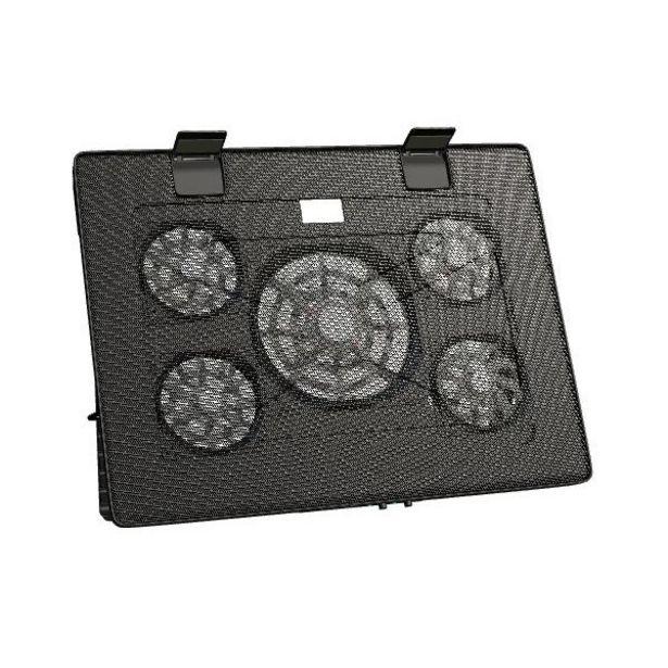 Oferta de Base de refrigeracion para portatiles mars gaming por 16€