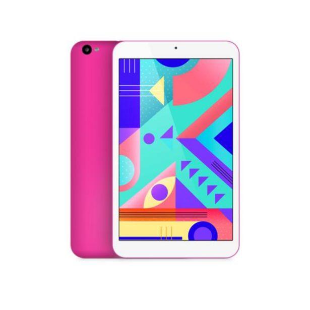 Oferta de Spc tablet lightyear new 8 hd qc 2gb 32gb rosa por 88€