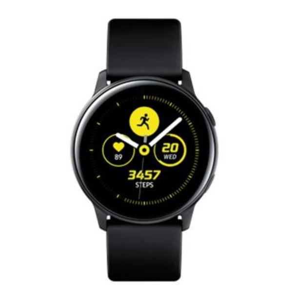 Oferta de SmartWatch Samsung Galaxy Watch Active 40 mm Negro 2.81 por 119€