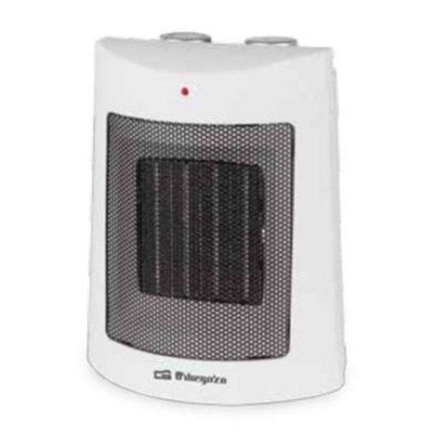 Oferta de Calefactor Orbegozo CR-5012 1500 por 22,6€
