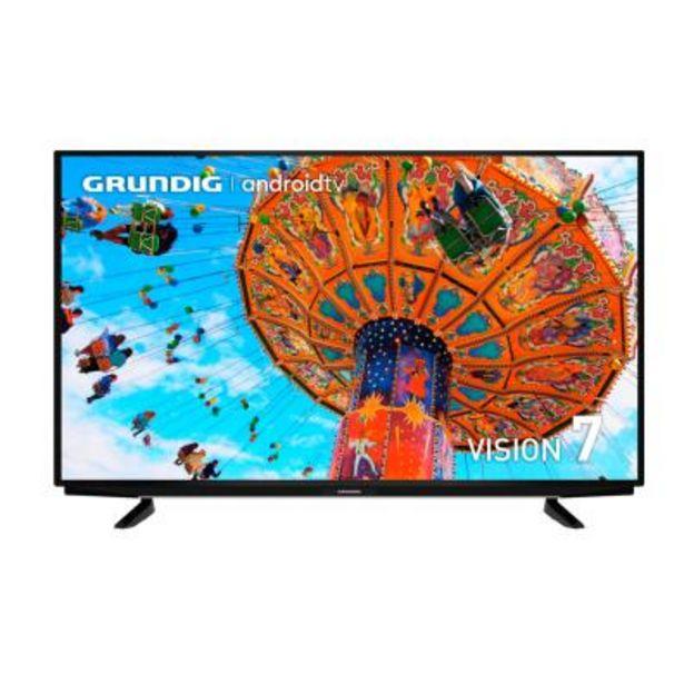 Oferta de Televisor Grundig 55GFU7960B Ultra HD 4K por 516€