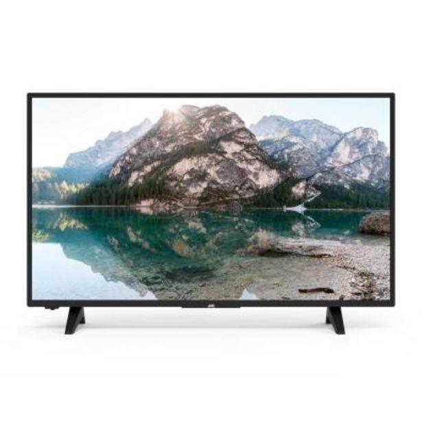 Oferta de Televisor JVC LT-50VU3000 Ultra HD 4K por 379€