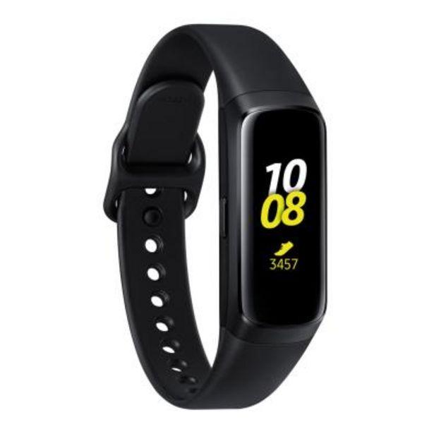 Oferta de SmartWatch Samsung SM-R370NZKAPHE 2.41 por 95,1€