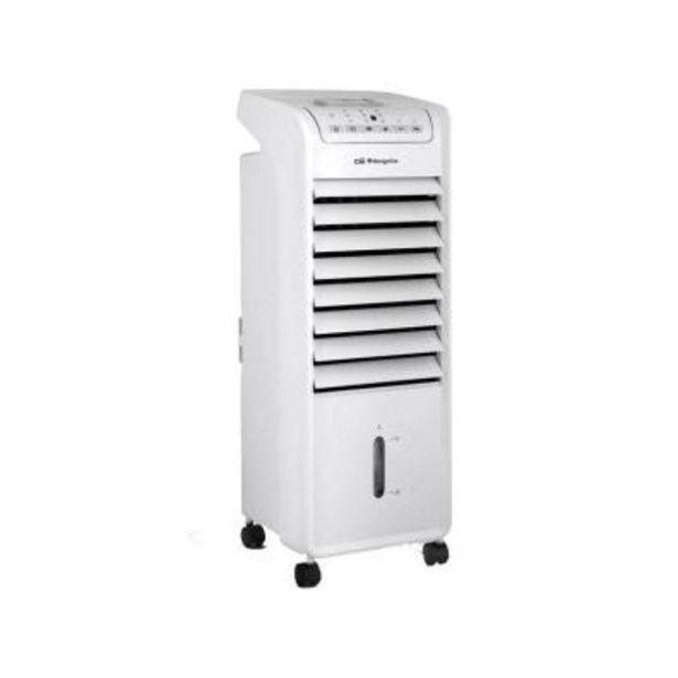 Oferta de Climatizador Orbegozo AIR46 55W por 107€