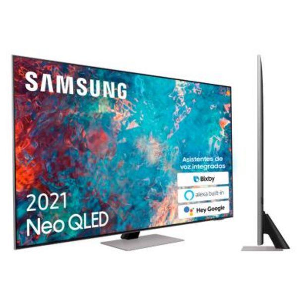 Oferta de Televisor Samsung QE55QN85AATXXC Ultra HD 4K por 1685€