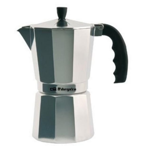 Oferta de Cafetera convencional Orbegozo KF 600 6 por 6,9€
