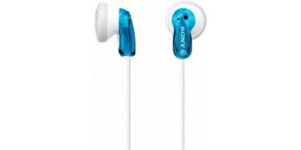 Oferta de Auriculares Sony MDRE9LPLAE Con cables por 5,3€