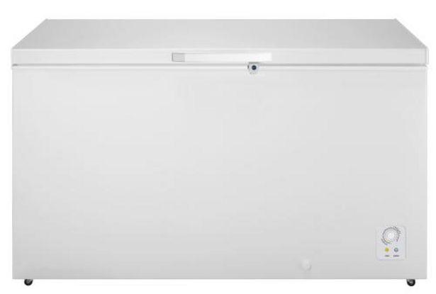 Oferta de Congelador Hisense FT 546D4AW1 A+ por 415€