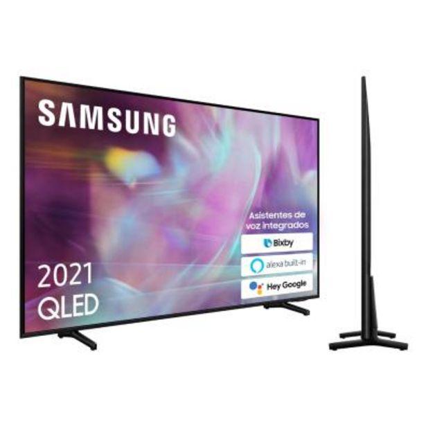 Oferta de Televisor Samsung QE43Q60AAUXXC Ultra HD 4K por 759€