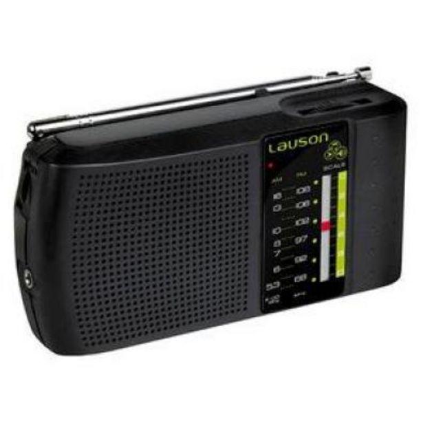 Oferta de Radio Transistor Lauson RA124 0.5 por 7,9€