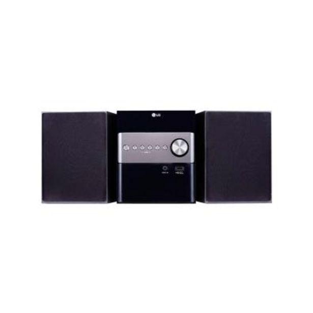 Oferta de Micro-Cadena LG CM1560 10 por 87,9€