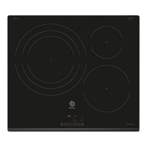 Oferta de Placa inducción Balay 3EB967FR 3 por 490€