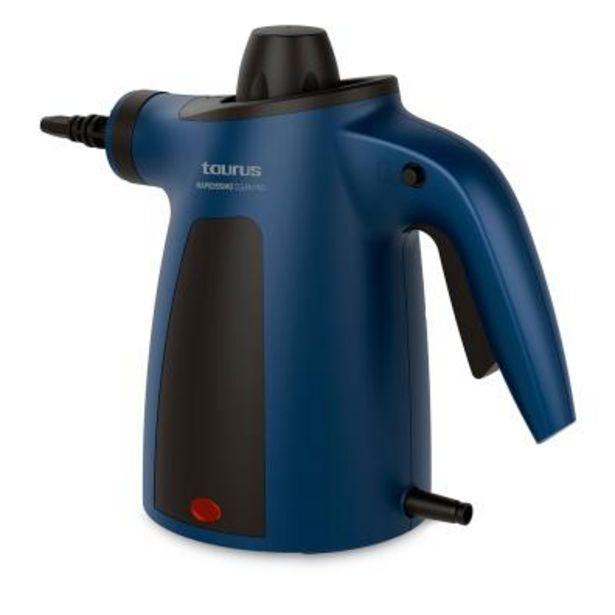 Oferta de Limpiador de vapor Taurus Rapidissimo Clean Pro por 40,9€