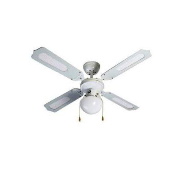 Oferta de Ventilador Orbegozo CL 08132 B 60W por 66,9€