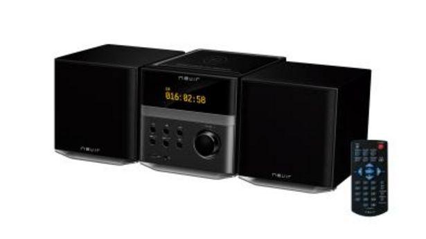 Oferta de CADENA NEVIR MICRO CD CON USB10WX2 MP3 por 45,9€