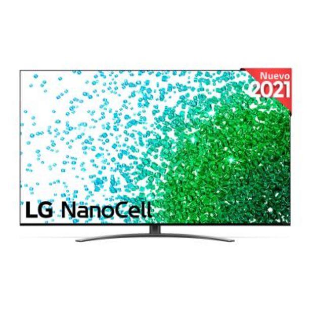 Oferta de Televisor LG 65NANO816PA Ultra HD 4K por 1070€