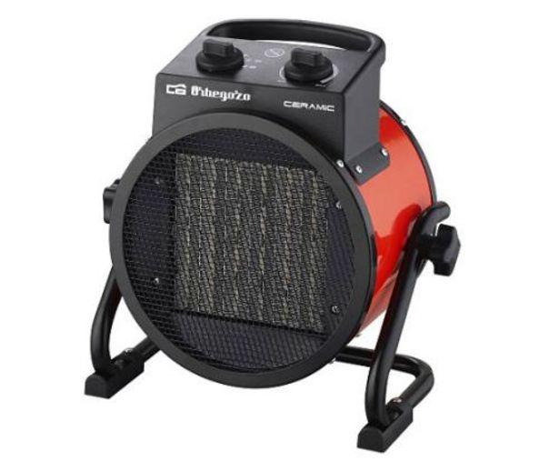 Oferta de Calefactor Orbegozo FHR-3050 3000 por 55,9€