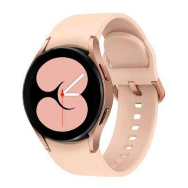 Oferta de SmartWatch Samsung GALAXY WATCH 4 40MM ROSA DORADO por 260€